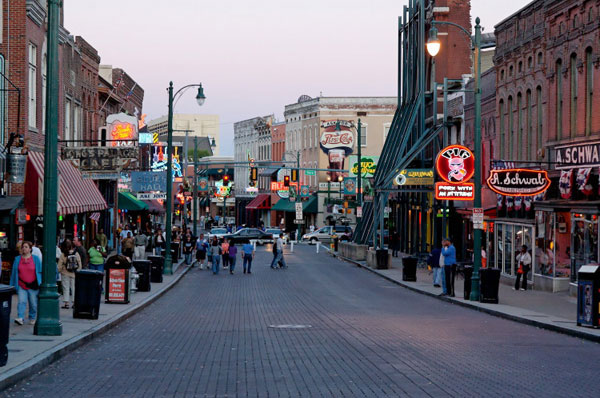 Famous Restaurants In Downtown Memphis Tn