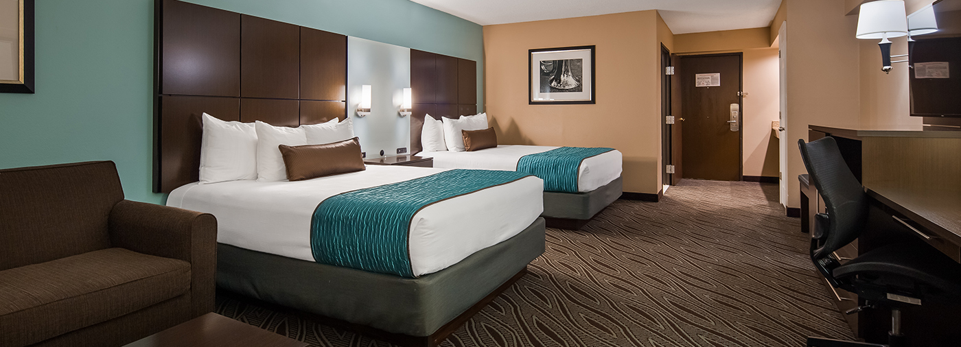 Best Western Galleria Inn & Suites Hotel Reservations