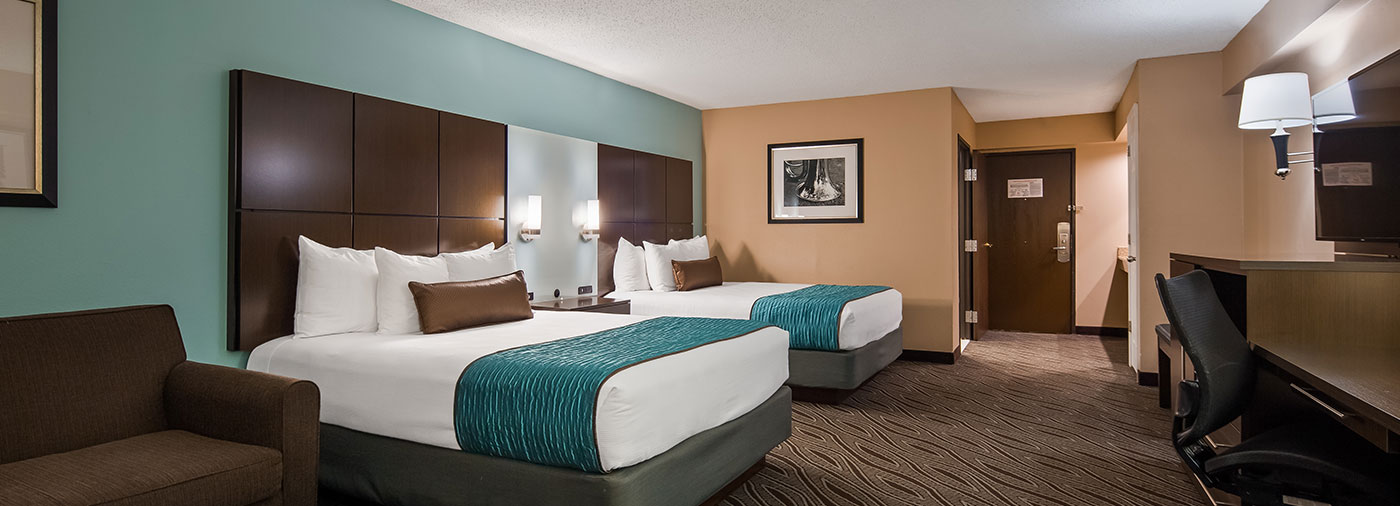 memphis tn hotel rooms accommodations - Hotel Bedroom
